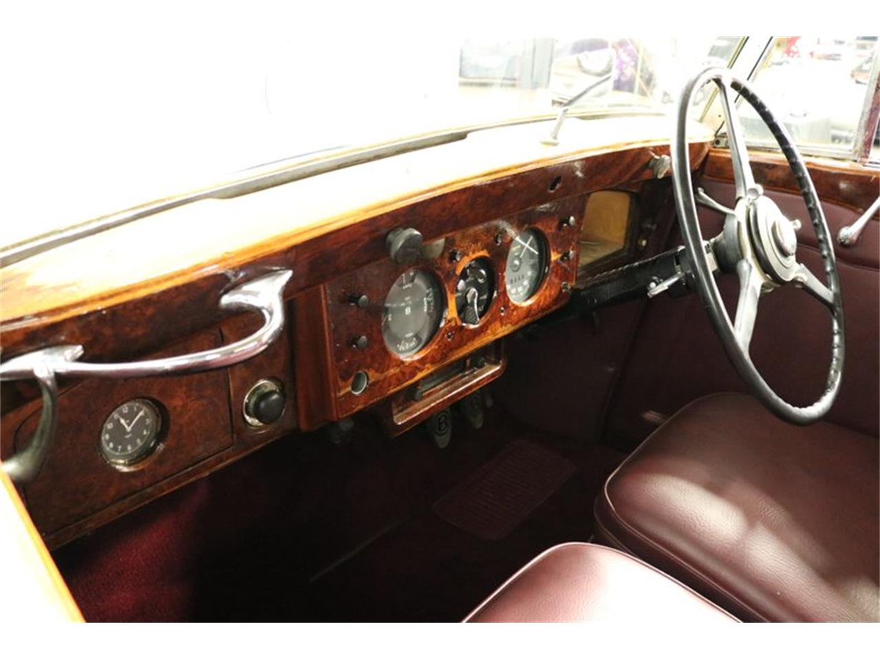 Large Picture of Classic '49 Bentley Mark VI located in Texas - $29,995.00 Offered by Streetside Classics - Dallas / Fort Worth - QPTN