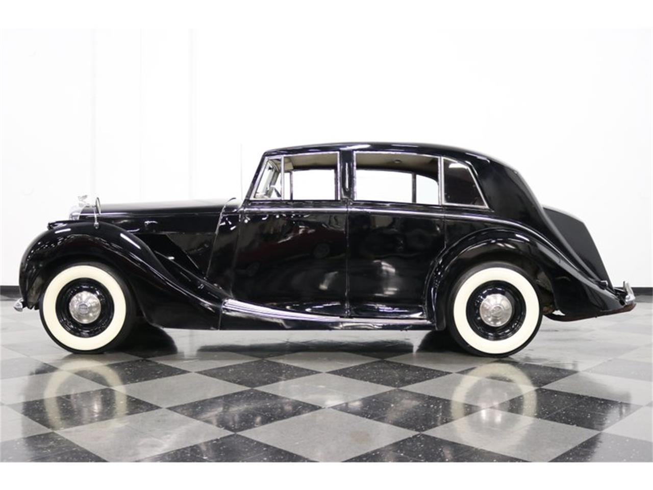 Large Picture of Classic 1949 Mark VI located in Ft Worth Texas Offered by Streetside Classics - Dallas / Fort Worth - QPTN