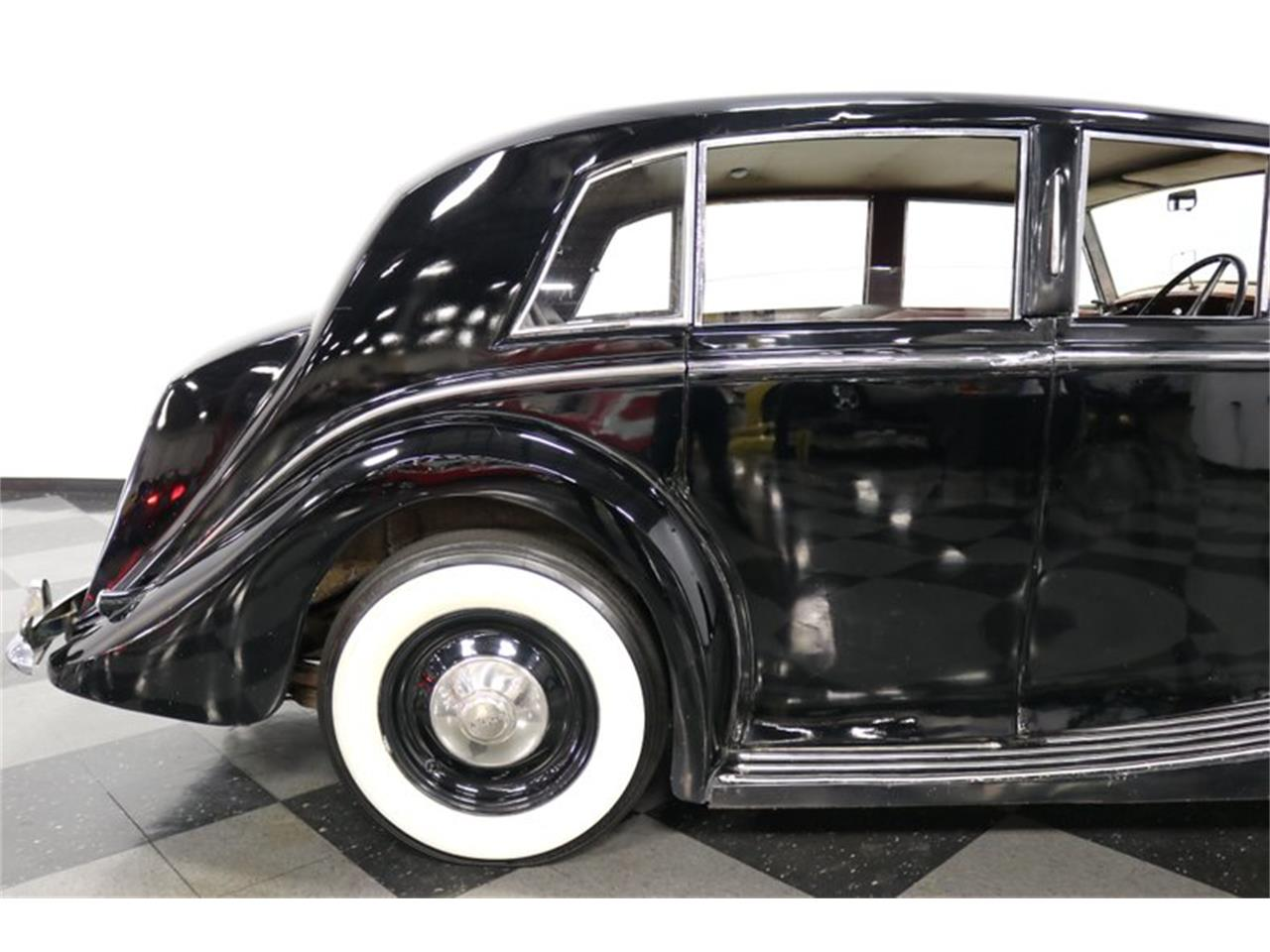 Large Picture of 1949 Bentley Mark VI - $29,995.00 Offered by Streetside Classics - Dallas / Fort Worth - QPTN