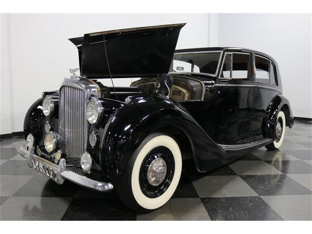 Large Picture of 1949 Bentley Mark VI located in Texas - QPTN