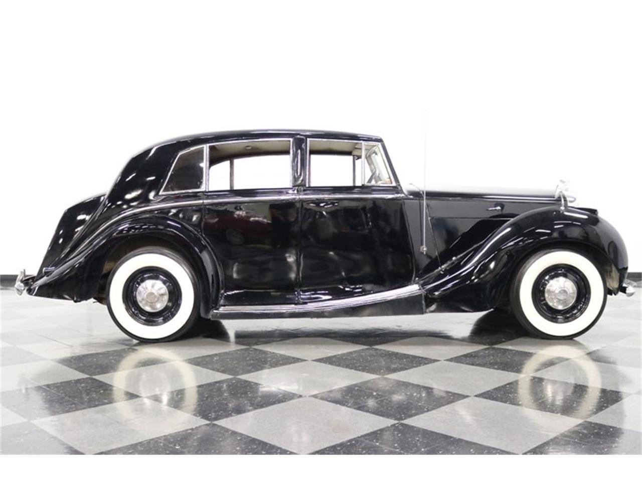 Large Picture of '49 Bentley Mark VI - QPTN