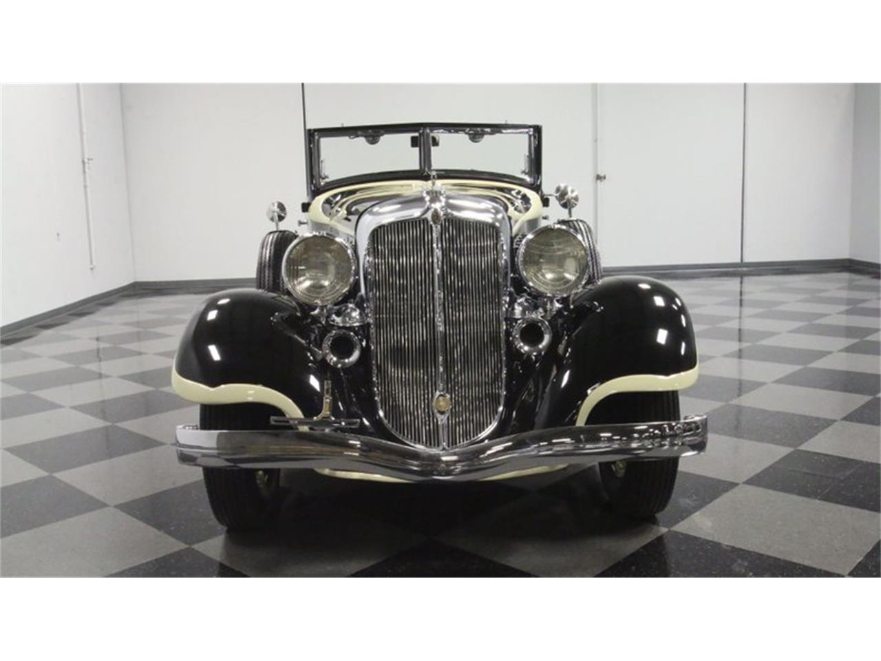Large Picture of 1933 Imperial Offered by Streetside Classics - Atlanta - QPTQ