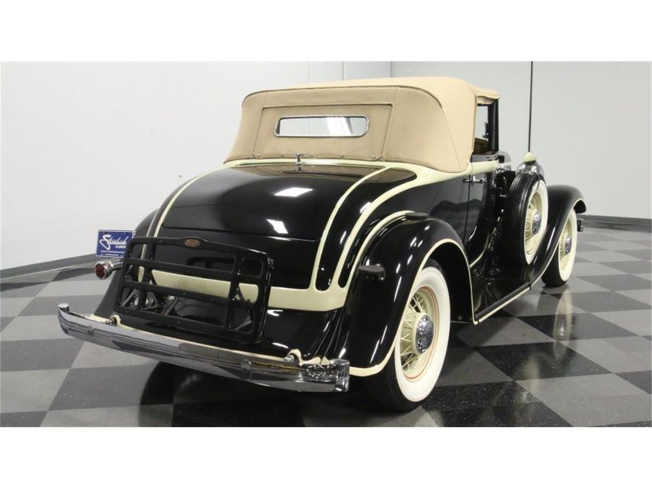 Large Picture of 1933 Chrysler Imperial located in Georgia Offered by Streetside Classics - Atlanta - QPTQ
