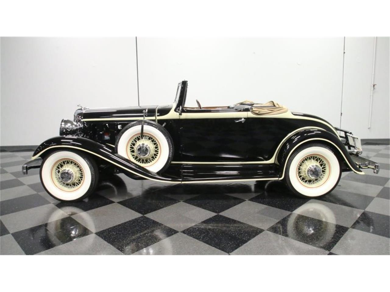 Large Picture of Classic 1933 Chrysler Imperial - $159,995.00 Offered by Streetside Classics - Atlanta - QPTQ