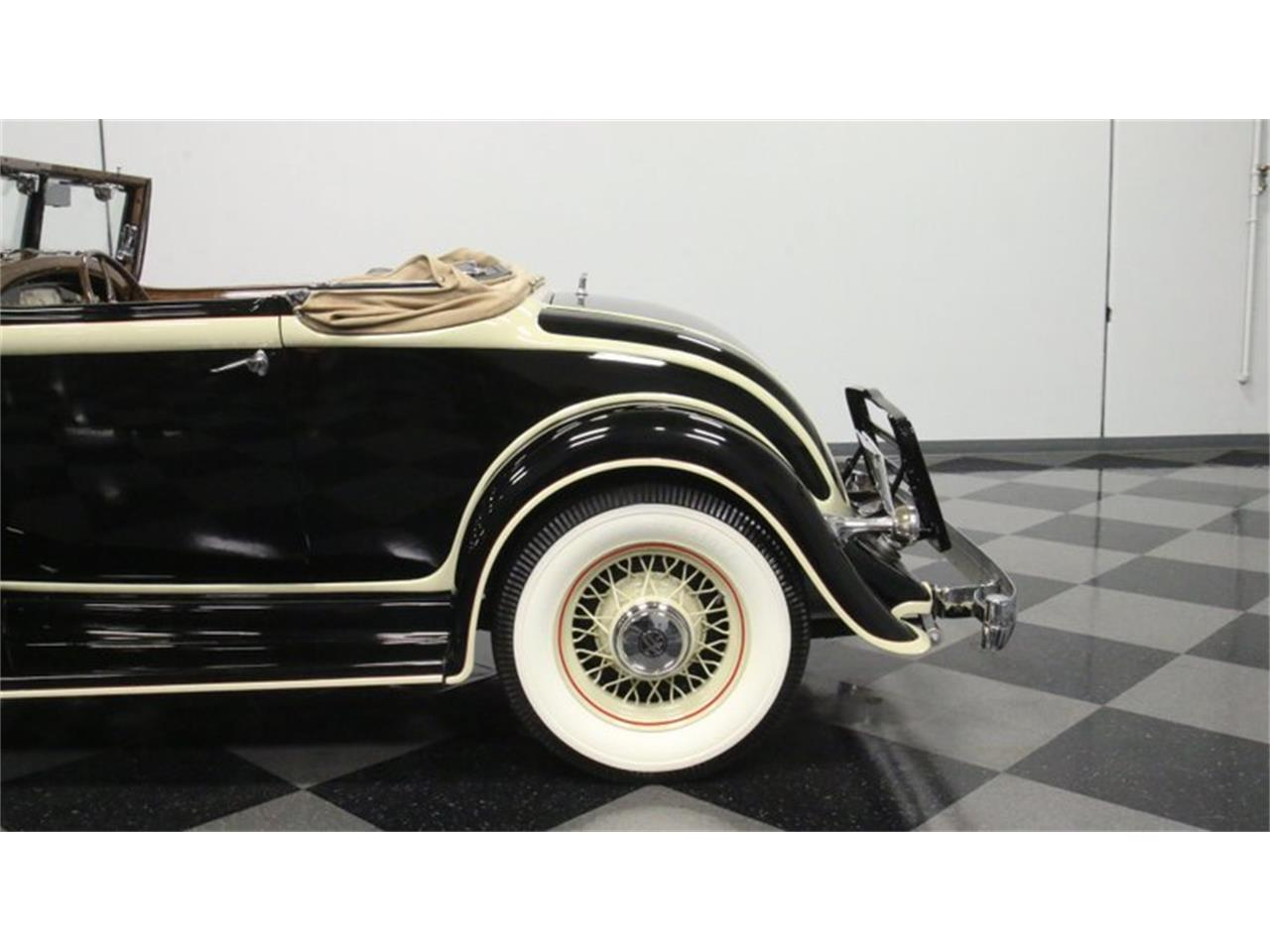 Large Picture of Classic '33 Chrysler Imperial located in Lithia Springs Georgia - $159,995.00 - QPTQ