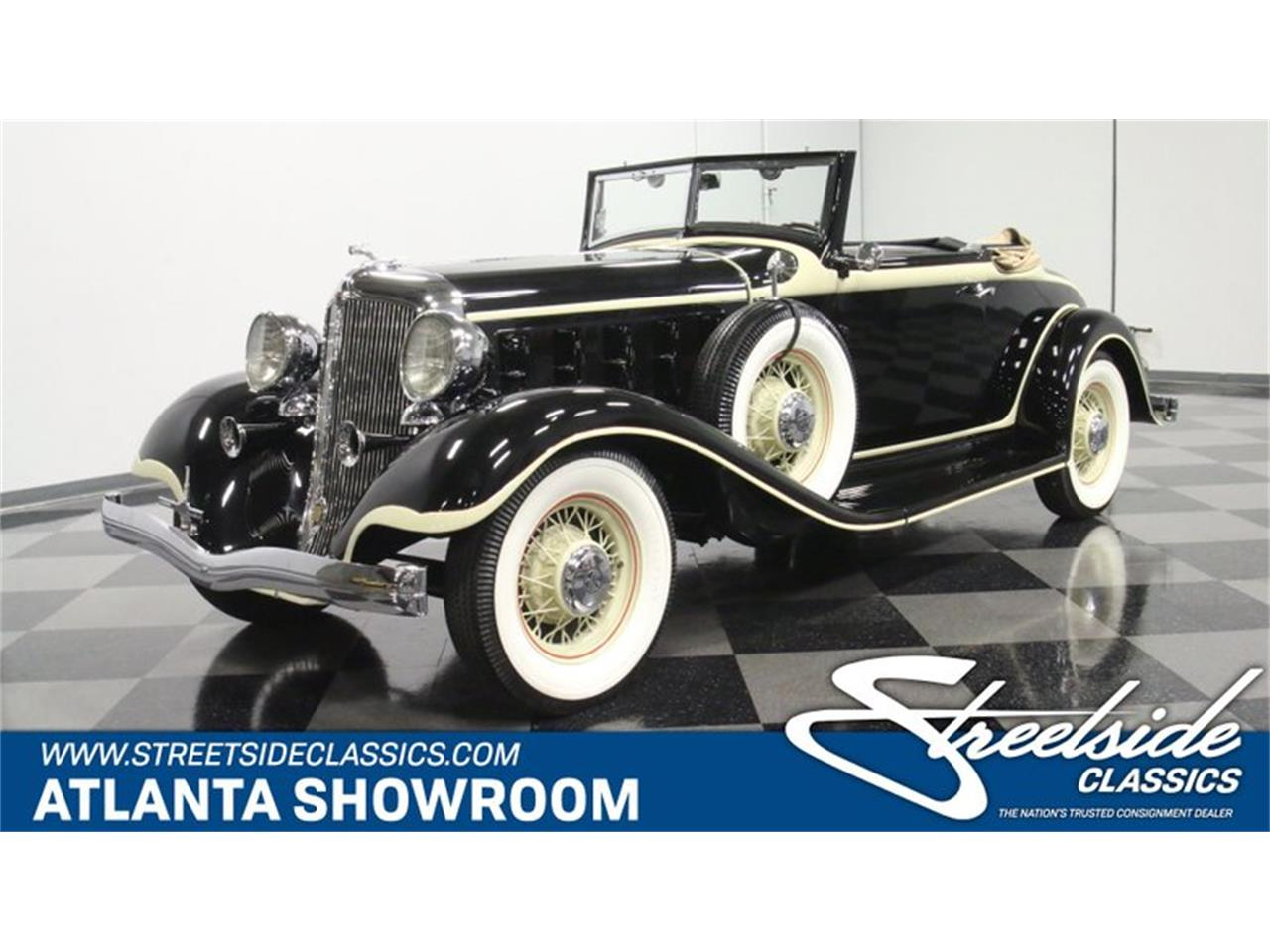 Large Picture of Classic 1933 Imperial - $159,995.00 - QPTQ