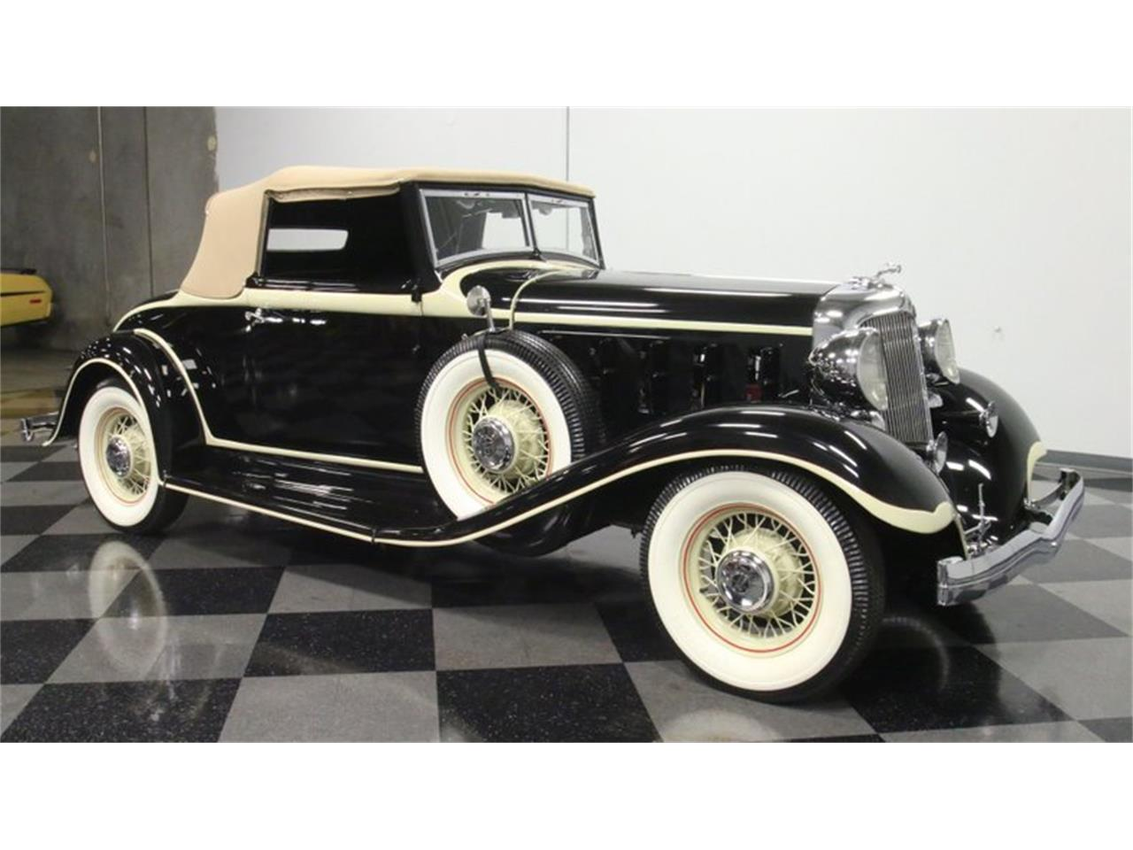 Large Picture of Classic '33 Chrysler Imperial located in Georgia - $159,995.00 - QPTQ