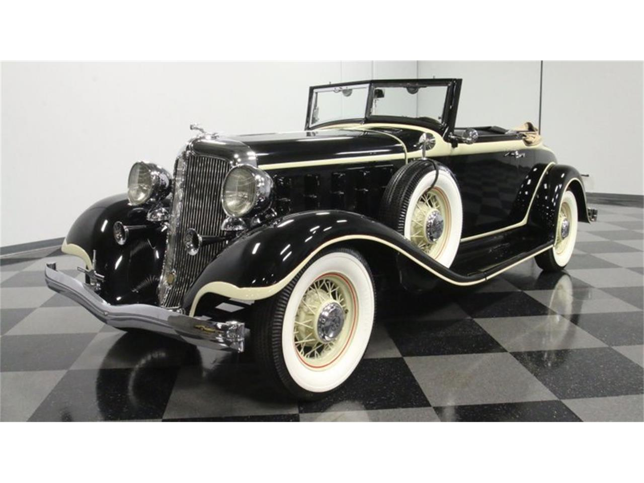 Large Picture of '33 Chrysler Imperial located in Georgia - $159,995.00 Offered by Streetside Classics - Atlanta - QPTQ