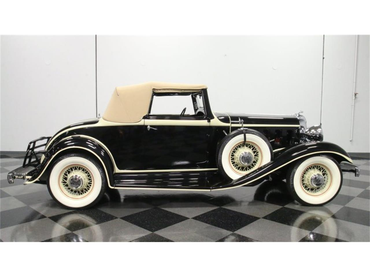 Large Picture of Classic '33 Imperial - QPTQ