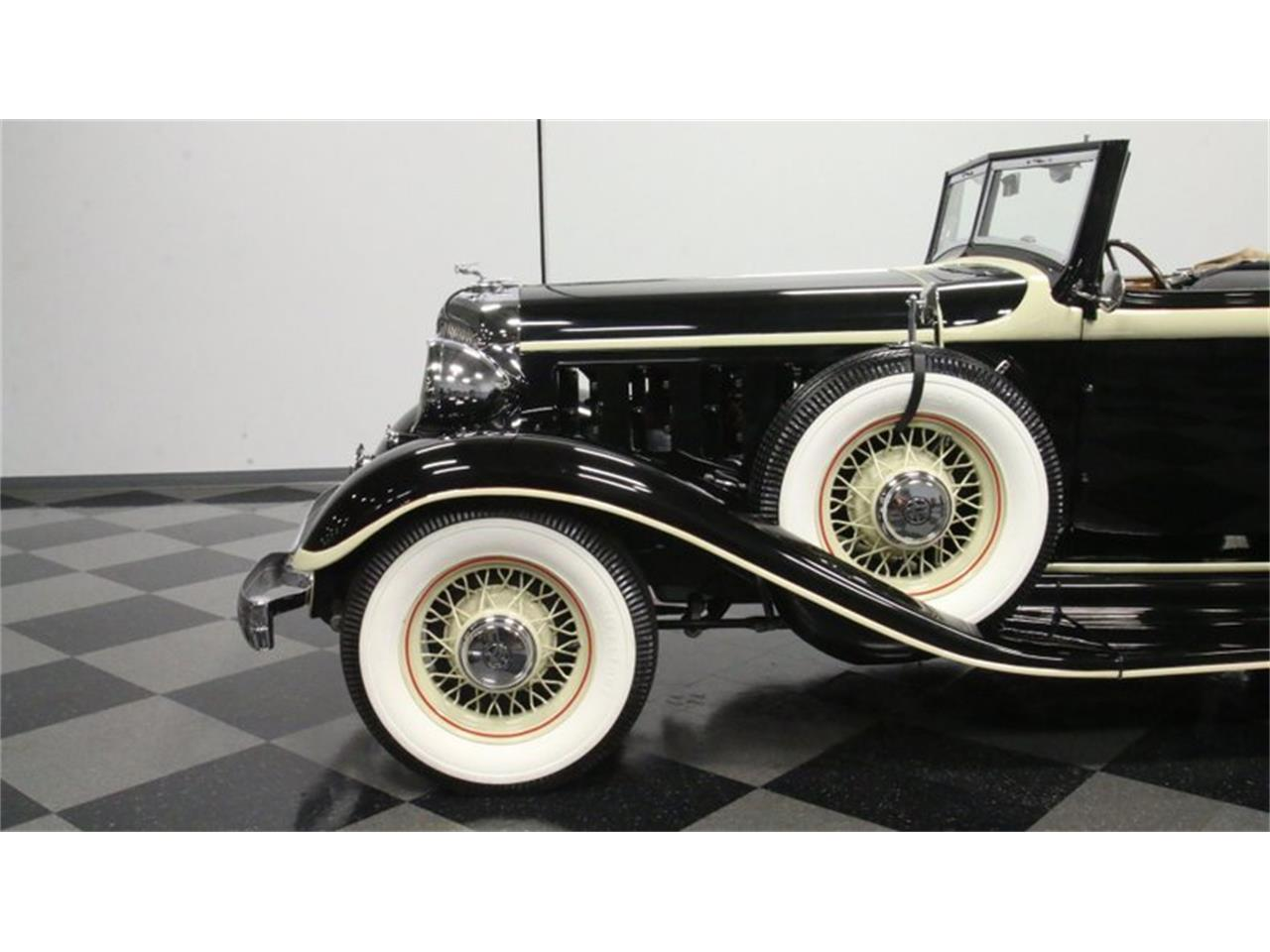 Large Picture of 1933 Chrysler Imperial - $159,995.00 Offered by Streetside Classics - Atlanta - QPTQ