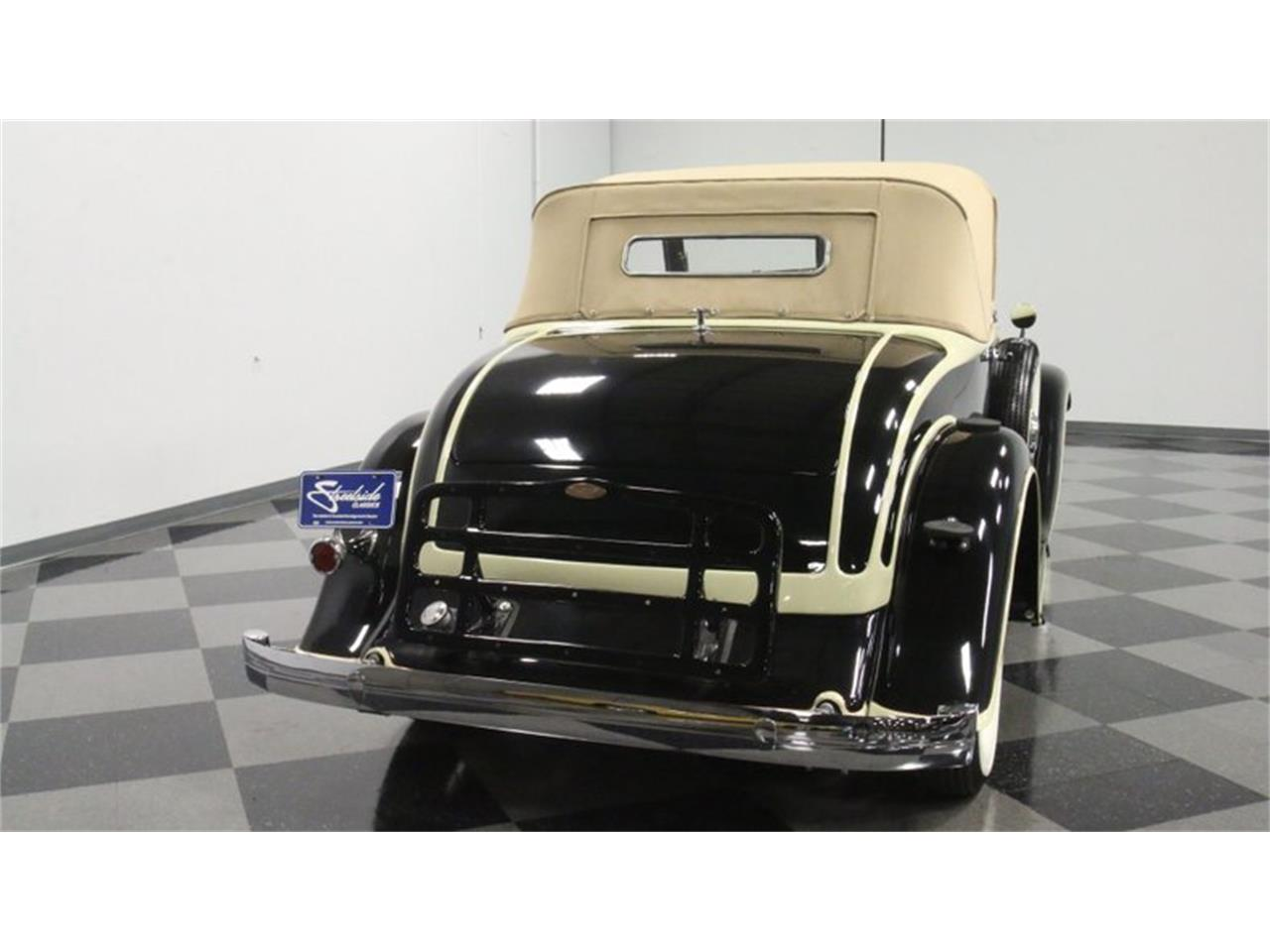 Large Picture of Classic 1933 Imperial Offered by Streetside Classics - Atlanta - QPTQ