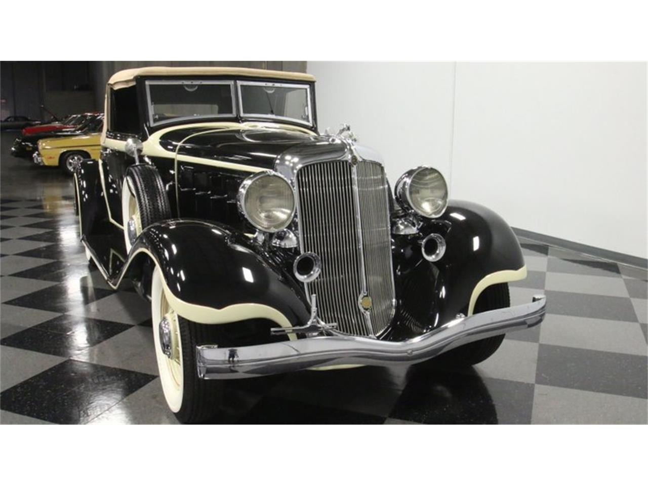 Large Picture of Classic '33 Chrysler Imperial located in Lithia Springs Georgia Offered by Streetside Classics - Atlanta - QPTQ