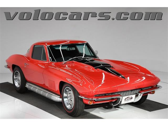 Picture of '67 Corvette - QPTV