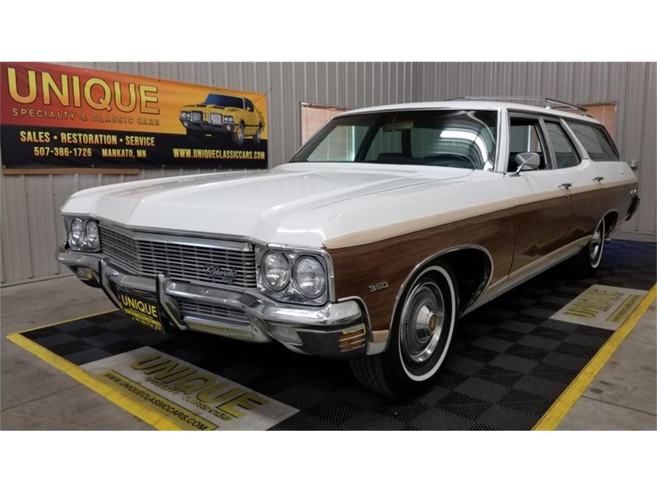 Large Picture of '70 Caprice - QPU4