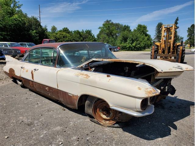 Picture of '59 Cadillac DeVille located in Mankato Minnesota - QPUC