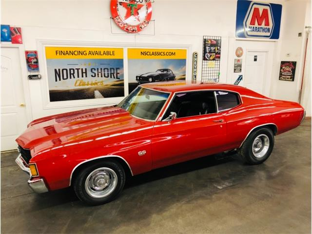 Picture of '72 Chevelle - QPUN