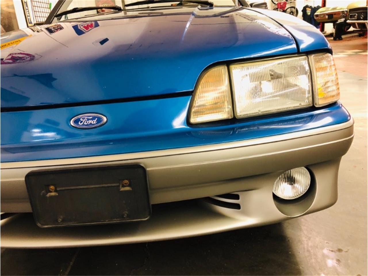 Large Picture of '91 Mustang - QPUS