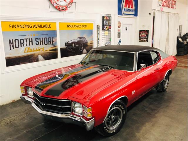 Picture of Classic 1971 Chevrolet Chevelle located in Mundelein Illinois - QPUW