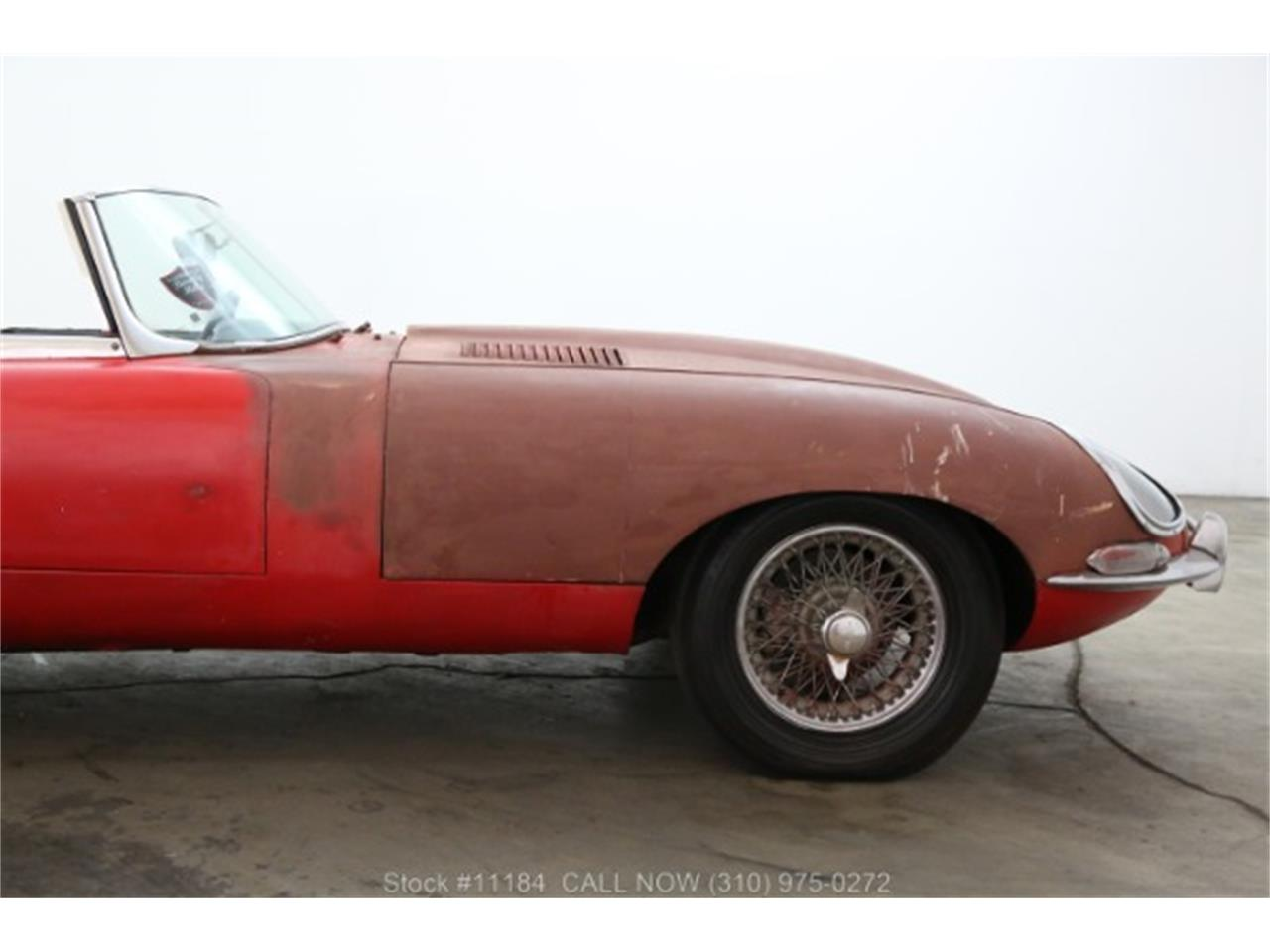 Large Picture of '62 XKE - $115,000.00 Offered by Beverly Hills Car Club - QPUY