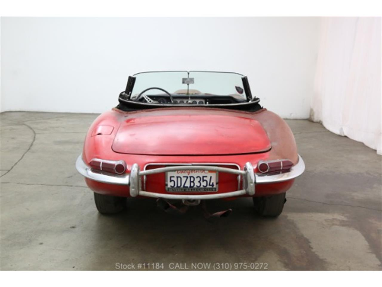 Large Picture of 1962 Jaguar XKE located in California Offered by Beverly Hills Car Club - QPUY