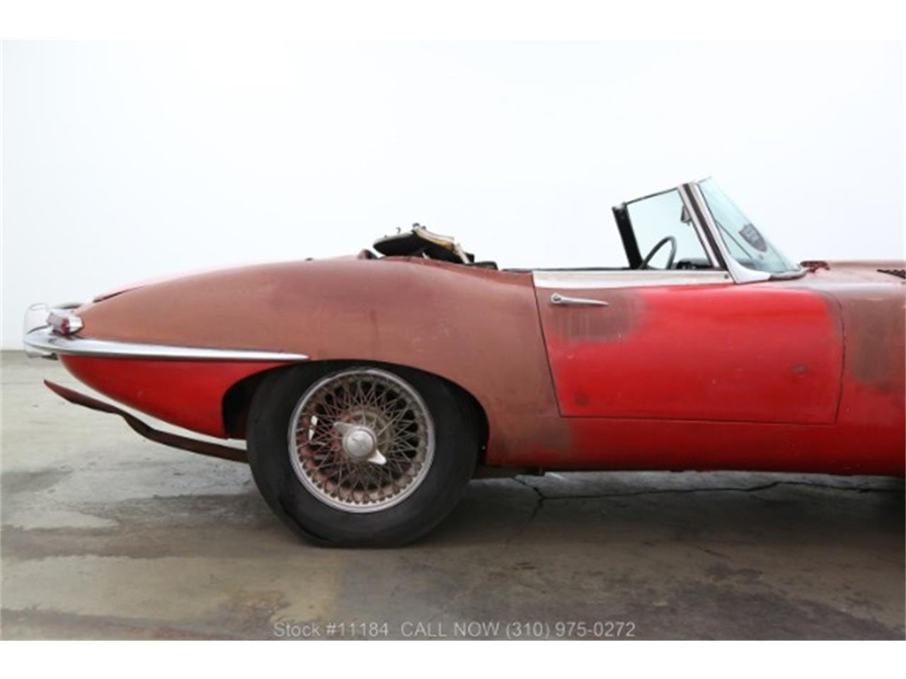 Large Picture of '62 XKE located in California - QPUY