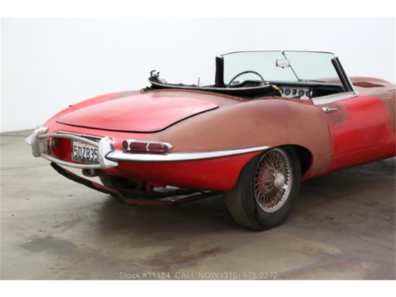 Large Picture of '62 XKE Offered by Beverly Hills Car Club - QPUY