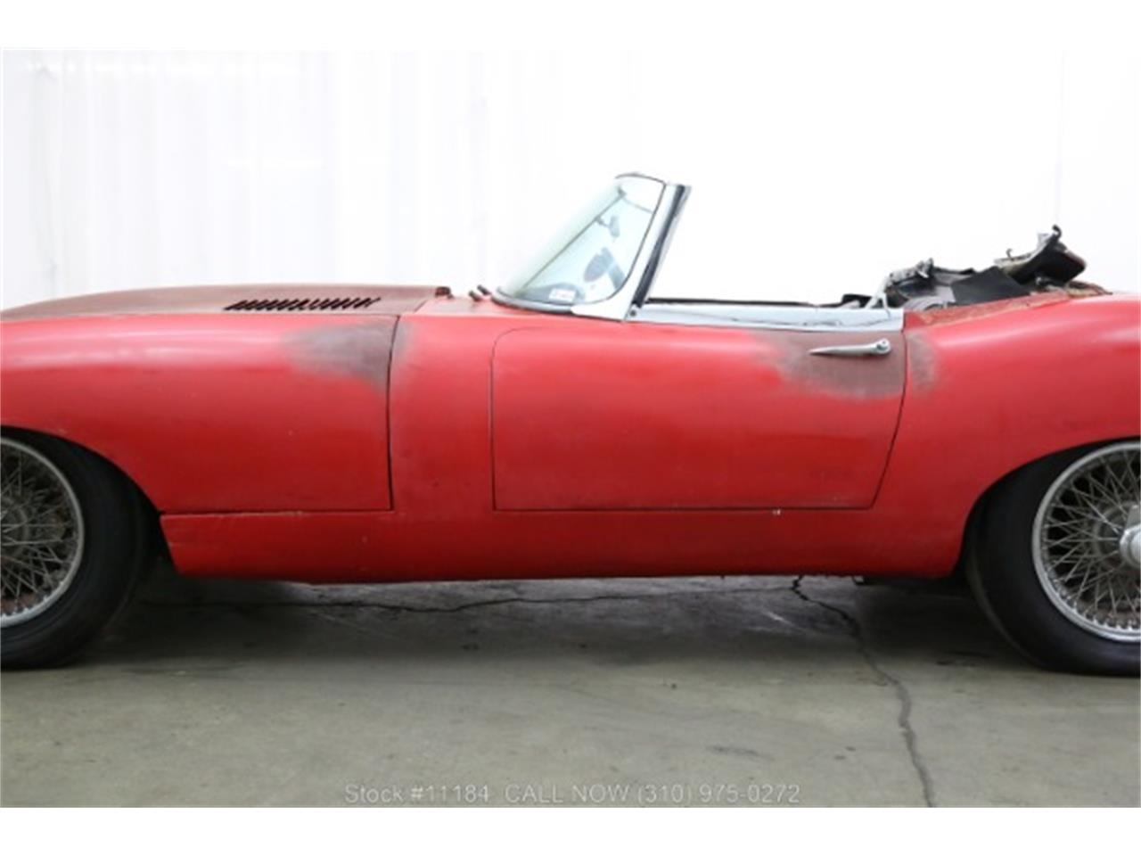 Large Picture of '62 Jaguar XKE - QPUY