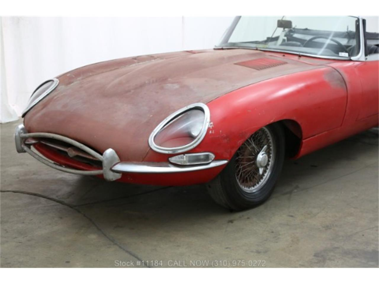 Large Picture of Classic 1962 Jaguar XKE located in Beverly Hills California - QPUY
