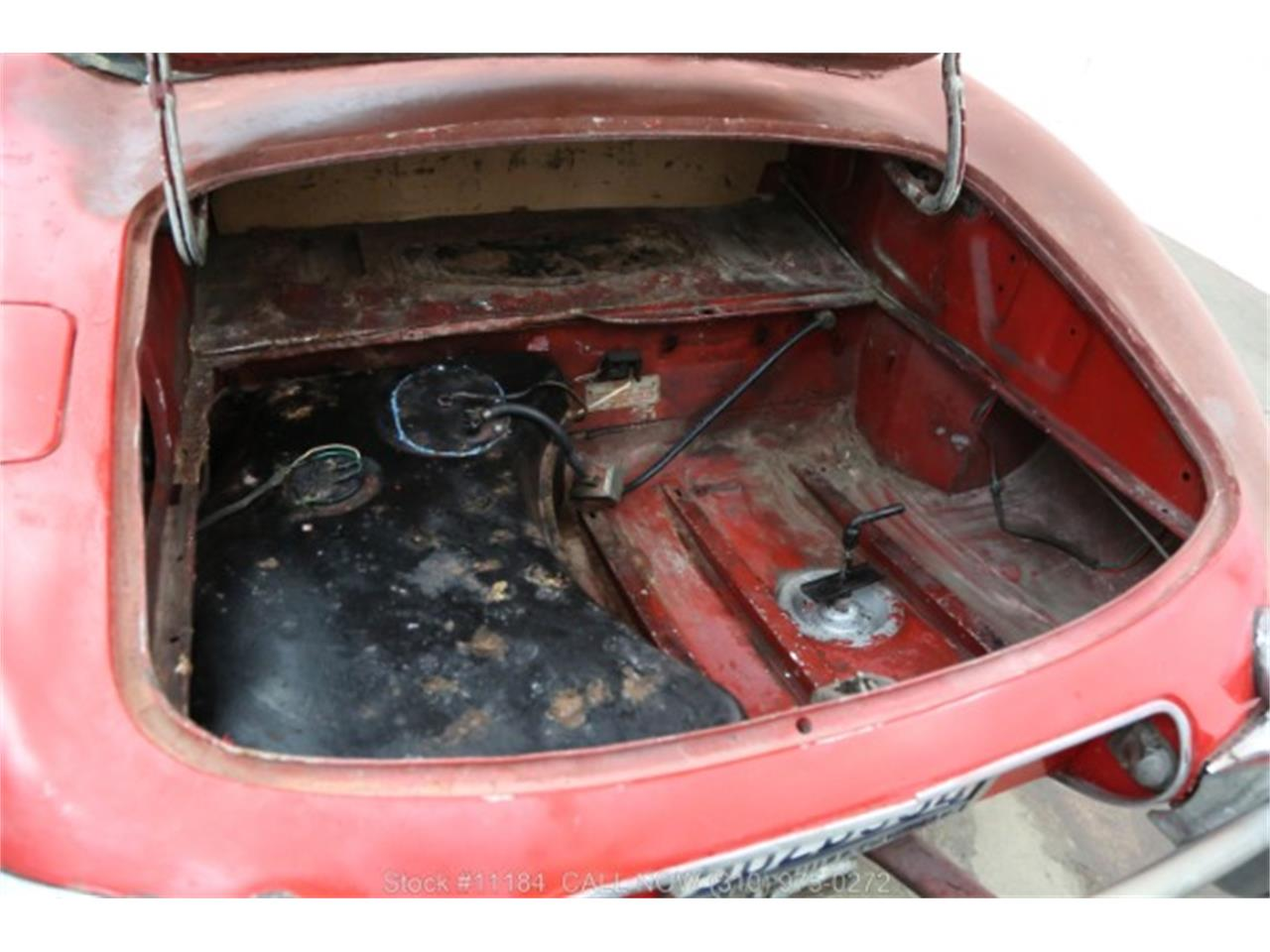 Large Picture of '62 XKE located in Beverly Hills California Offered by Beverly Hills Car Club - QPUY