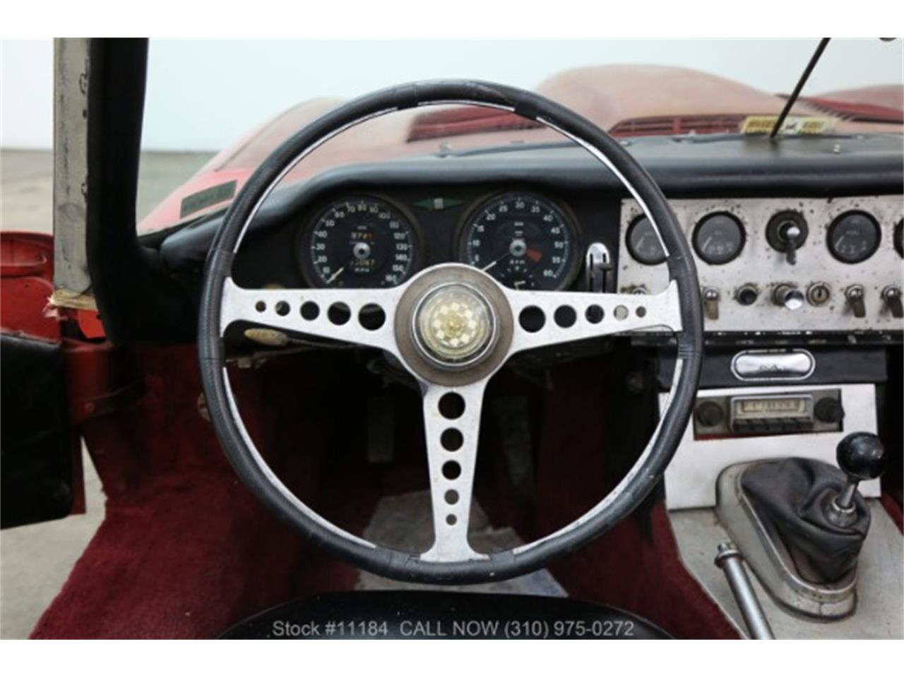 Large Picture of Classic '62 Jaguar XKE - $115,000.00 Offered by Beverly Hills Car Club - QPUY