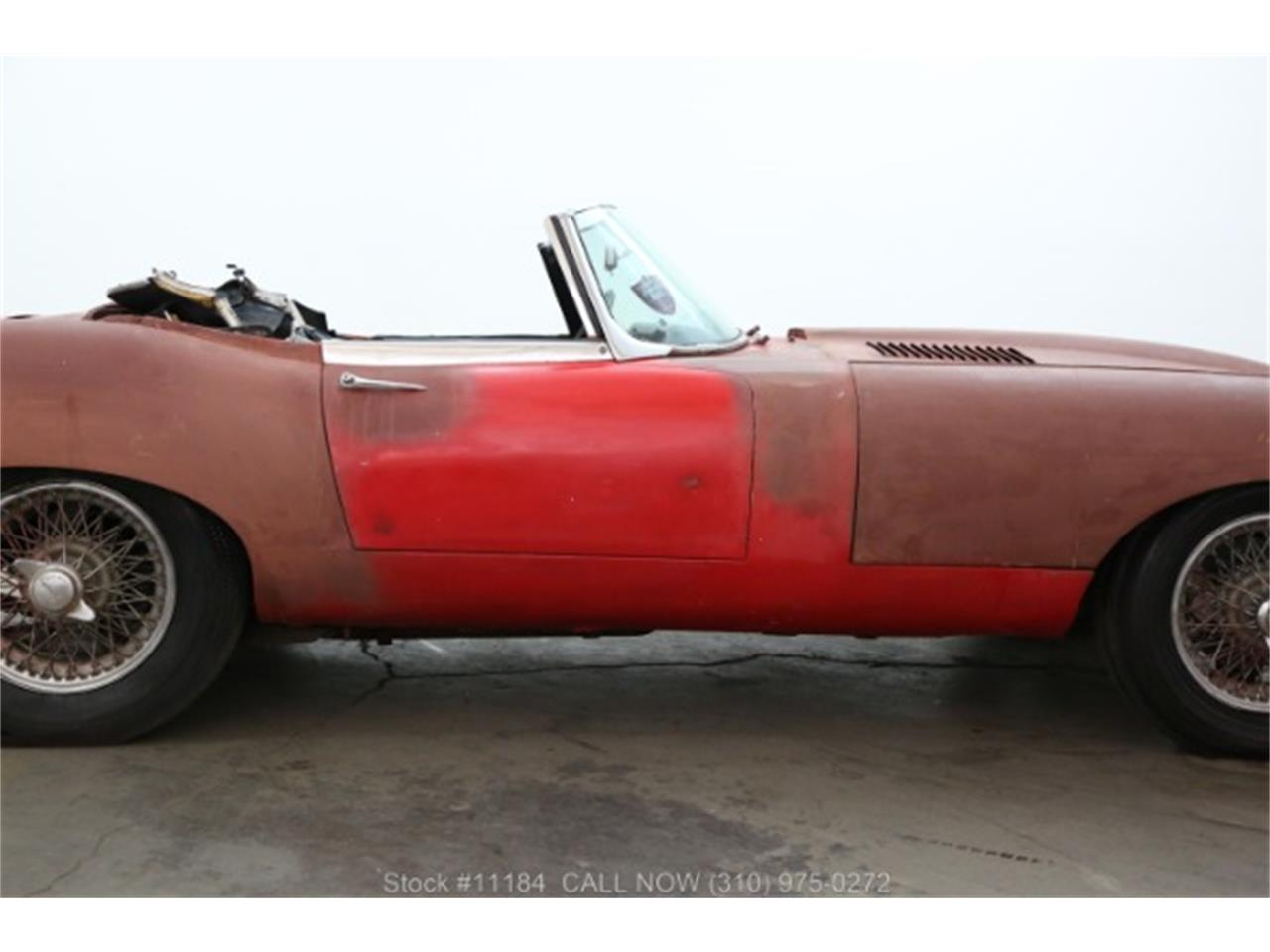 Large Picture of Classic 1962 Jaguar XKE located in Beverly Hills California - $115,000.00 - QPUY