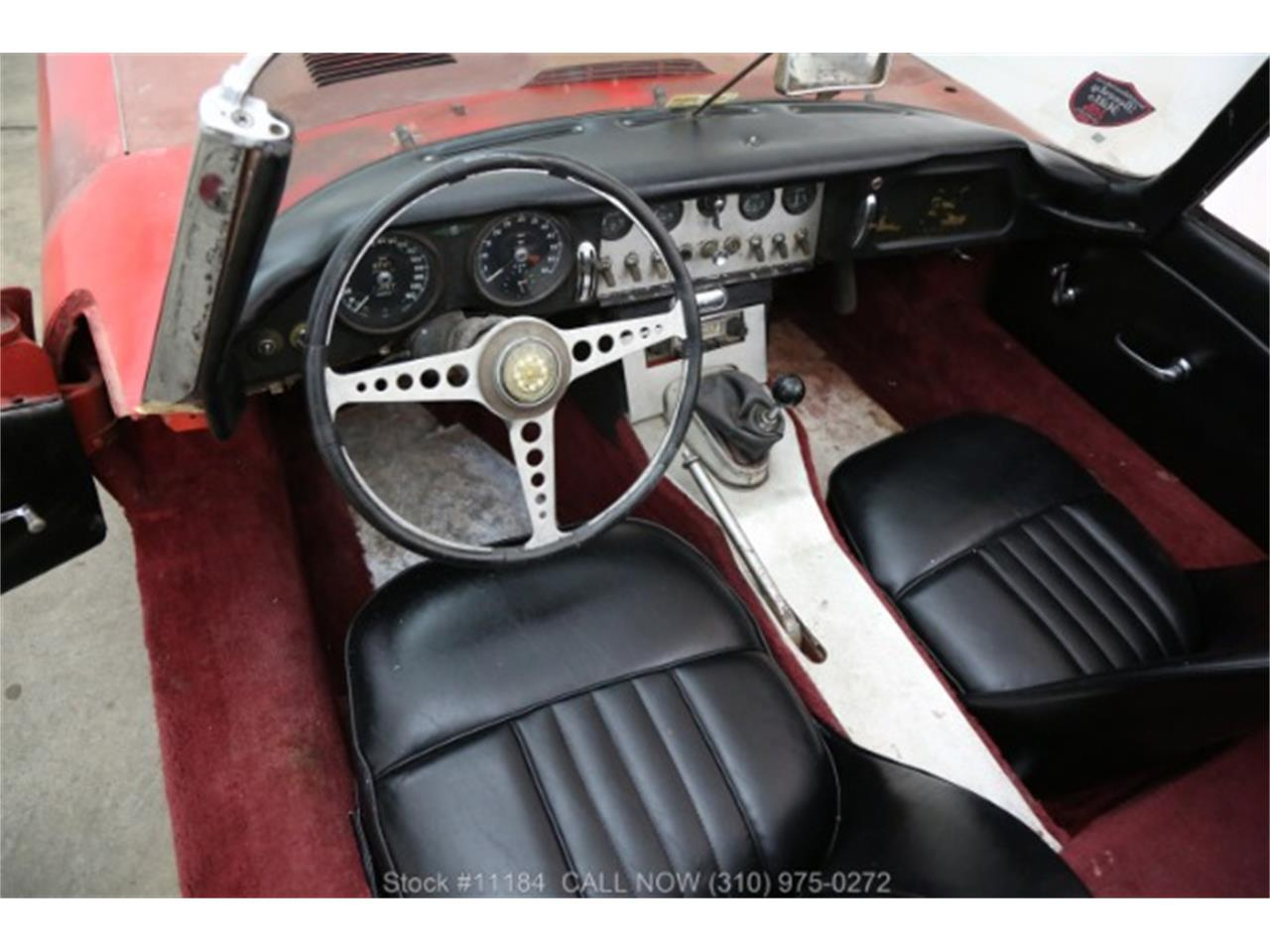 Large Picture of 1962 Jaguar XKE located in Beverly Hills California - $115,000.00 - QPUY