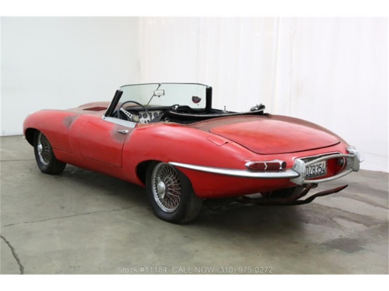 Large Picture of Classic '62 Jaguar XKE Offered by Beverly Hills Car Club - QPUY