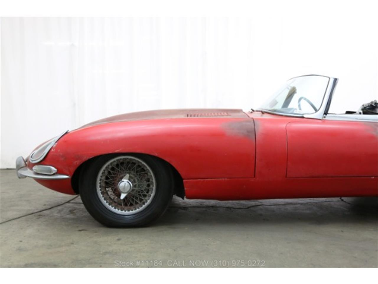 Large Picture of Classic 1962 XKE located in Beverly Hills California - $115,000.00 Offered by Beverly Hills Car Club - QPUY