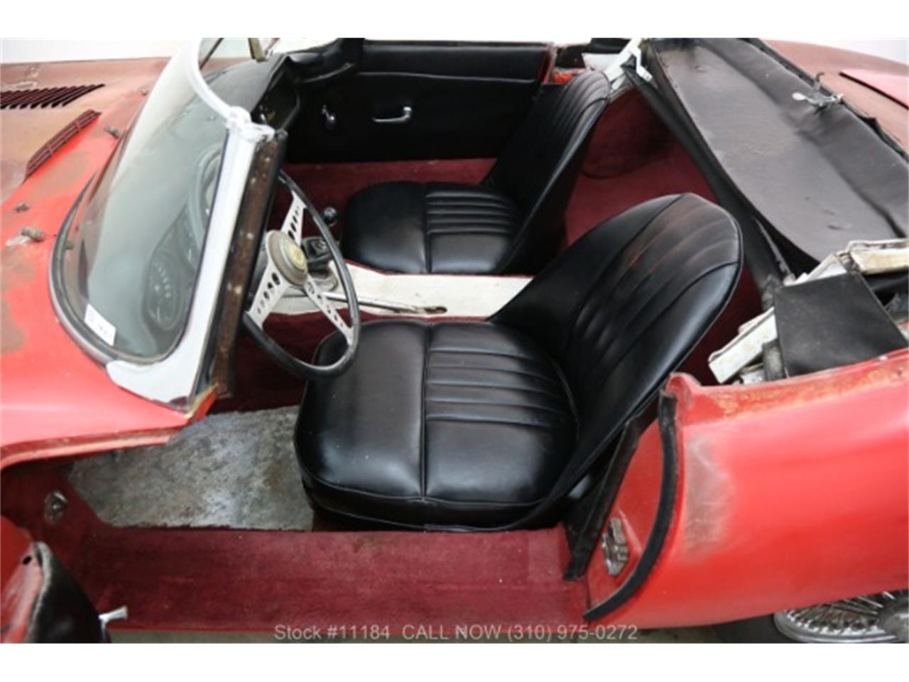 Large Picture of Classic '62 XKE Offered by Beverly Hills Car Club - QPUY