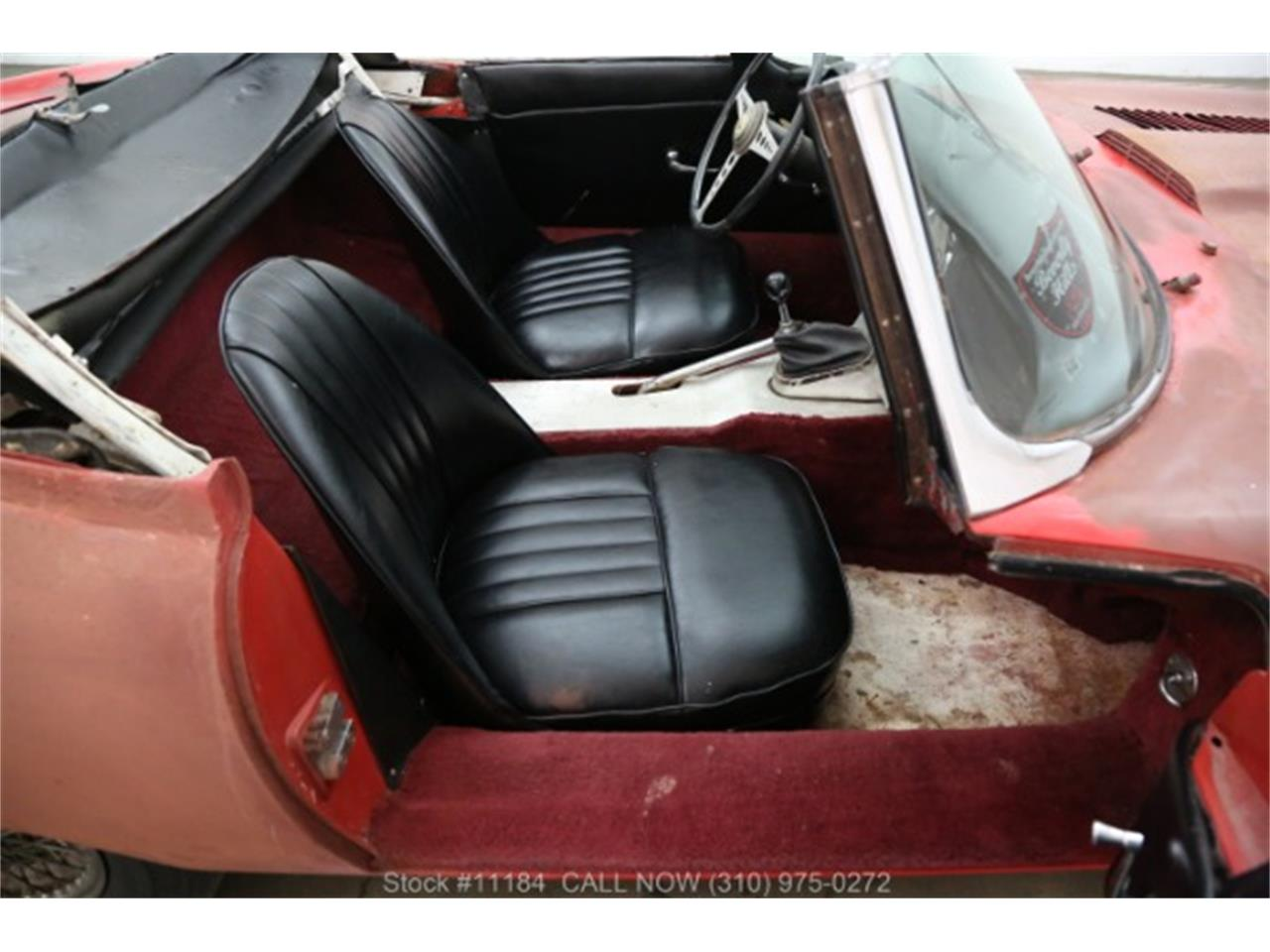 Large Picture of '62 Jaguar XKE located in Beverly Hills California Offered by Beverly Hills Car Club - QPUY