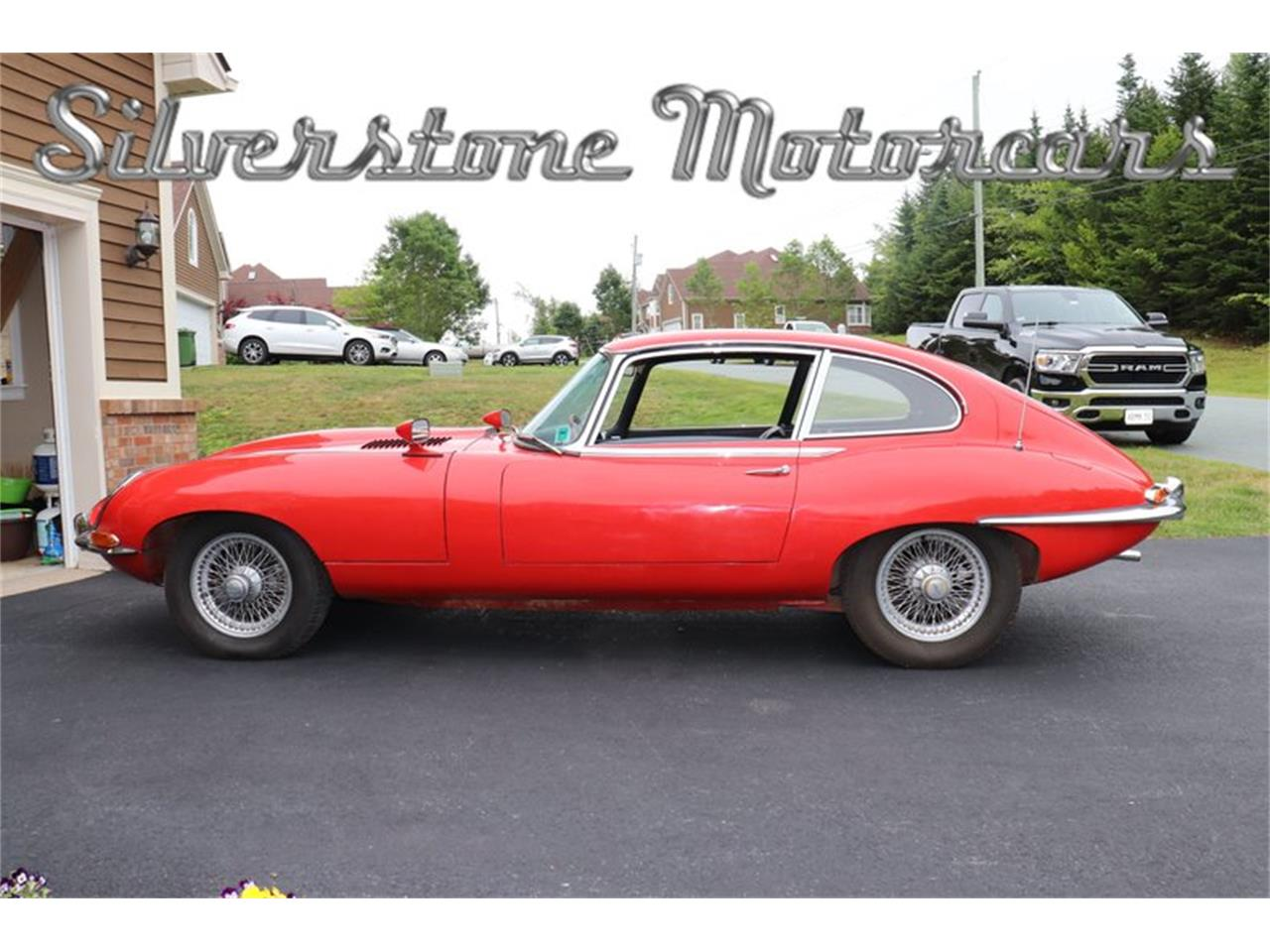 Large Picture of '67 E-Type - QPV0