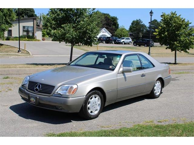 Picture of '94 S-Class - QPVK