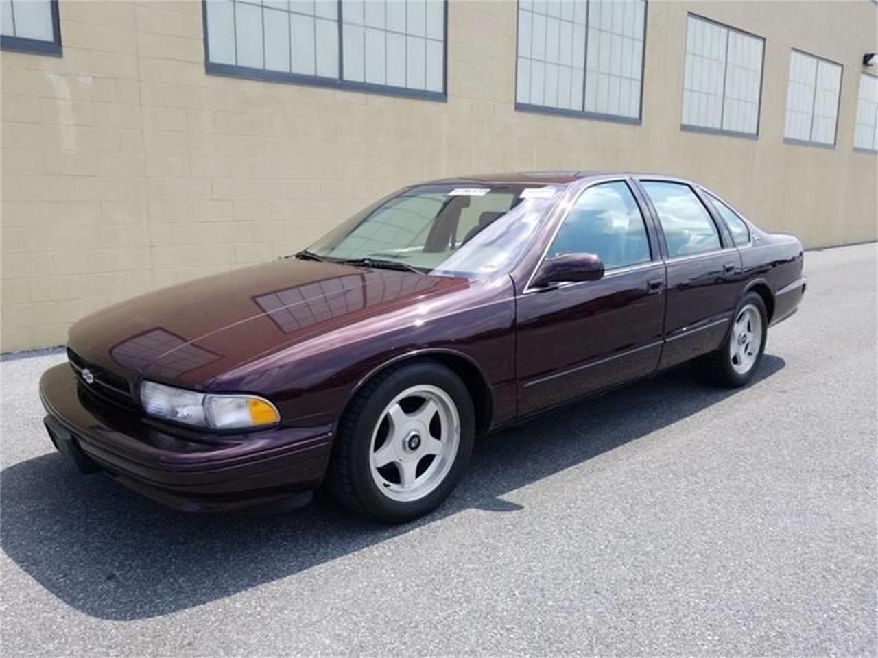 Large Picture of '96 Impala - QPVM
