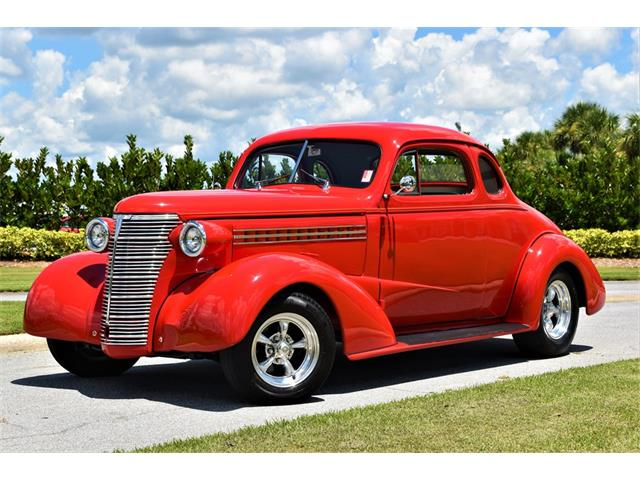 Picture of '38 Coupe - QLAT