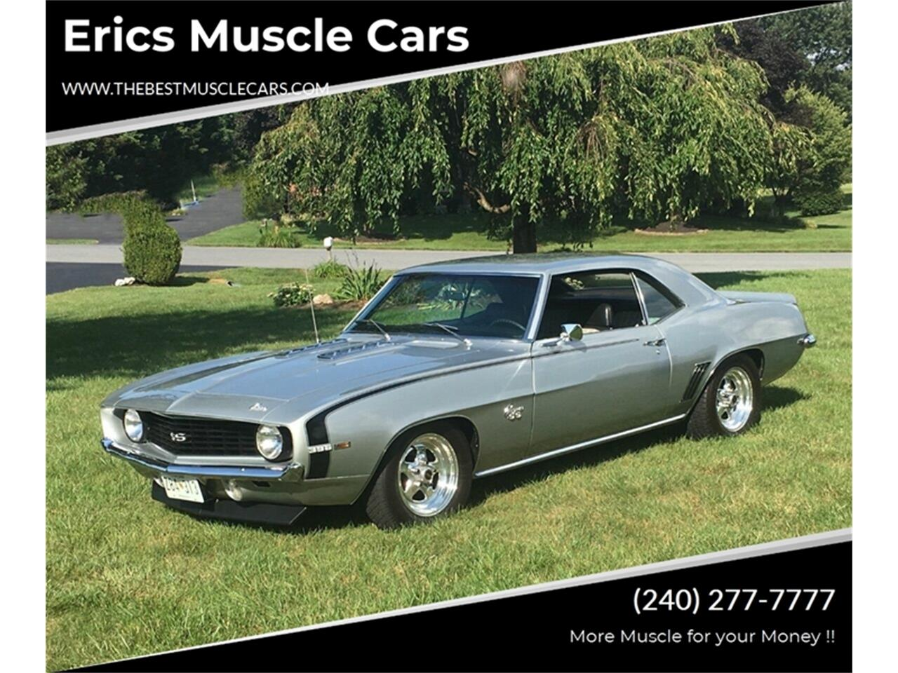 Large Picture of '69 Camaro SS - QPW4