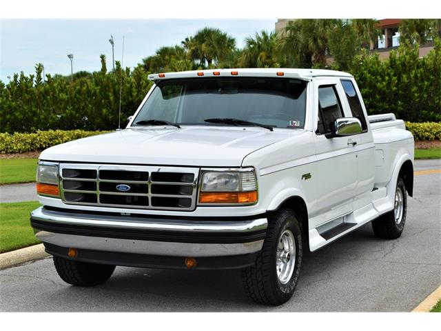 Picture of 1995 F150 located in Lakeland Florida - QLAU