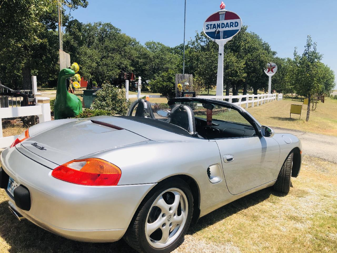 Large Picture of '99 Boxster located in Oklahoma Offered by Red Line Auto Sports - QPWS