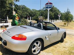 Picture of 1999 Boxster located in Oklahoma Offered by Red Line Auto Sports - QPWS