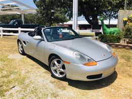Picture of 1999 Porsche Boxster Offered by Red Line Auto Sports - QPWS
