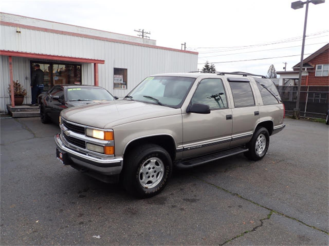 Large Picture of '99 Tahoe - QPWU