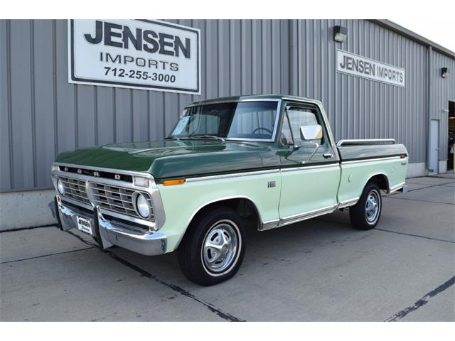 Picture of '73 F100 - QPWZ