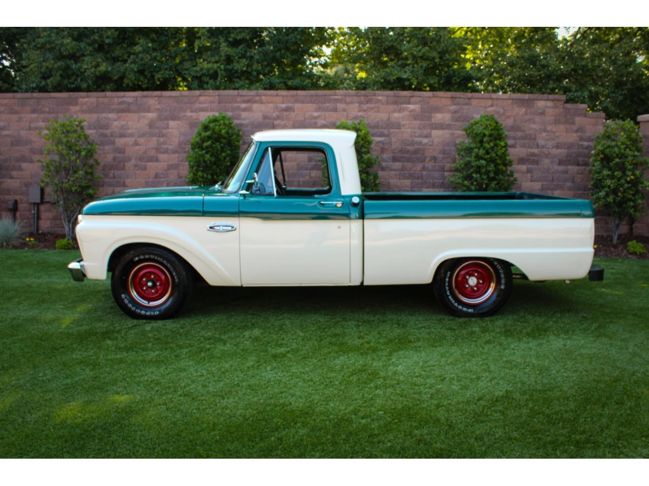 Large Picture of '66 F100 - QPX0