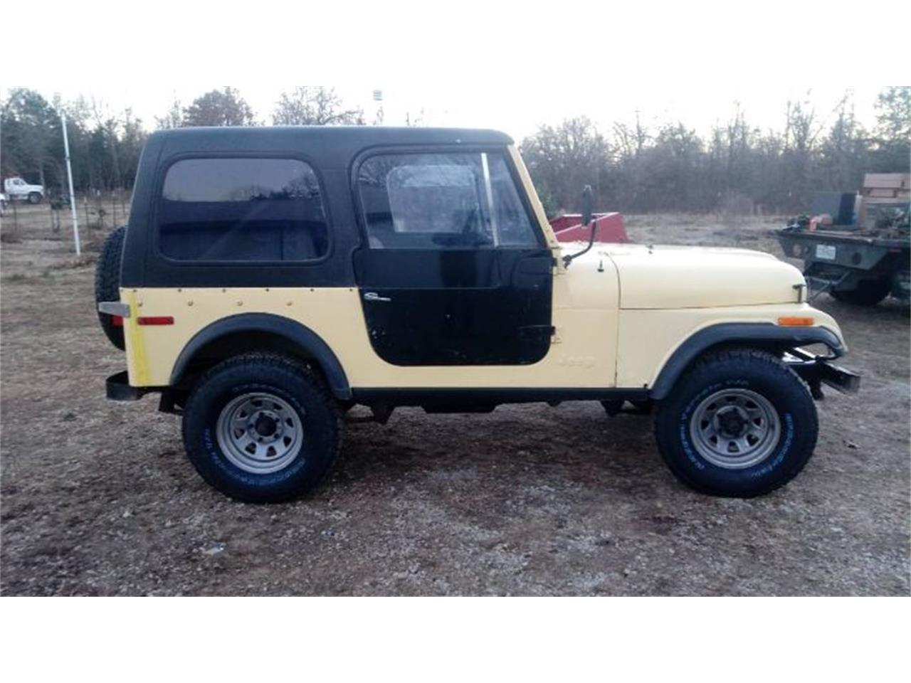 Large Picture of '79 CJ7 - QPXG