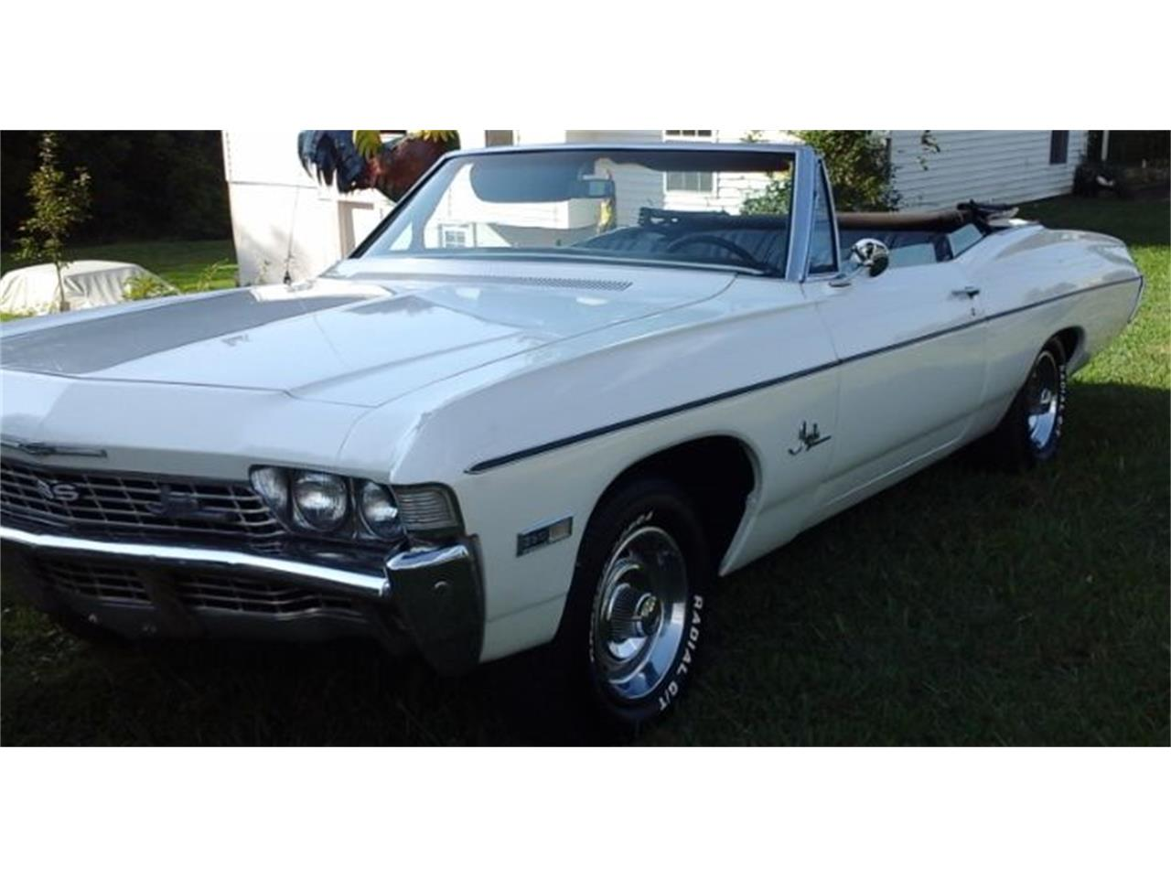 Large Picture of '68 Impala - QPY2